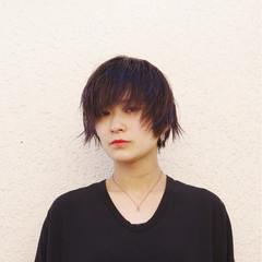 小顔 艶髪 外ハネ ナチュラル ヘアスタイルや髪型の写真・画像