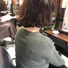 ハロウィン ボブ フェミニン パーマ ヘアスタイルや髪型の写真・画像