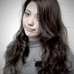 愛され ナチュラル かわいい ロング ヘアスタイルや髪型の写真・画像