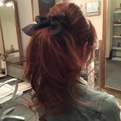 ゆるふわ 巻き髪 ヘアアレンジ ロング ヘアスタイルや髪型の写真・画像