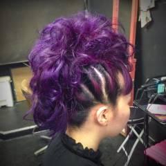 ミディアム ヘアスタイルや髪型の写真・画像