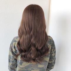 髪質改善トリートメント 髪質改善カラー エレガント セミロング ヘアスタイルや髪型の写真・画像
