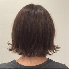 ショートバング ショートボブ ストリート 小顔 ヘアスタイルや髪型の写真・画像