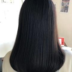 髪質改善 ロング ナチュラル 髪の病院 ヘアスタイルや髪型の写真・画像