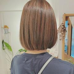 デート お出かけヘア ボブ 大人かわいい ヘアスタイルや髪型の写真・画像