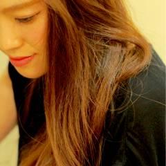 ロング 艶髪 サラサラ ヘアスタイルや髪型の写真・画像