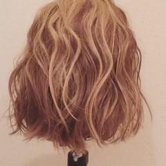 ルーズ ヘアアレンジ 簡単ヘアアレンジ ボブ ヘアスタイルや髪型の写真・画像