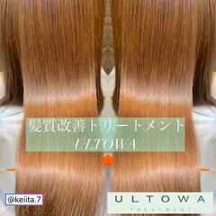 髪質改善トリートメント 髪質改善 トリートメント 最新トリートメント ヘアスタイルや髪型の写真・画像