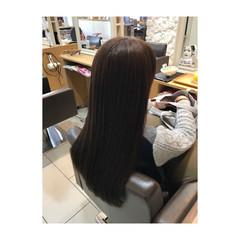 大人女子 艶髪 上品 ロング ヘアスタイルや髪型の写真・画像