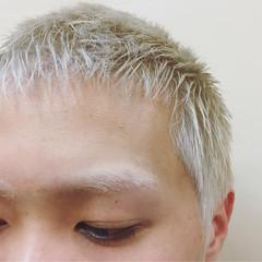 外国人風 ショート 子供 ベリーショート ヘアスタイルや髪型の写真・画像