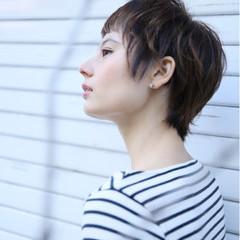 アッシュ 外国人風 ストリート ニュアンス ヘアスタイルや髪型の写真・画像
