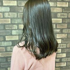 韓国ヘア ナチュラル アディクシーカラー 韓国風ヘアー ヘアスタイルや髪型の写真・画像