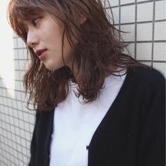 ウェーブ ストリート ゆるふわ 大人かわいい ヘアスタイルや髪型の写真・画像