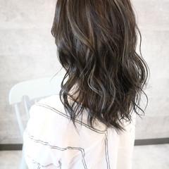 外国人風 上品 エレガント アンニュイほつれヘア ヘアスタイルや髪型の写真・画像