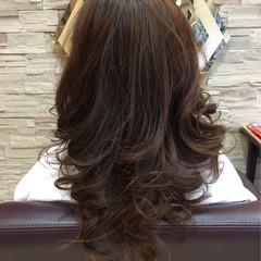 大人かわいい 艶髪 ナチュラル オフィス ヘアスタイルや髪型の写真・画像