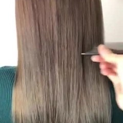 髪質改善トリートメント 髪質改善カラー 髪質改善 ナチュラル ヘアスタイルや髪型の写真・画像