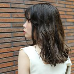 フェミニン 大人かわいい 大人女子 大人ハイライト ヘアスタイルや髪型の写真・画像