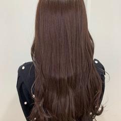 ナチュラル 透明感カラー イルミナカラー 銀座美容室 ヘアスタイルや髪型の写真・画像