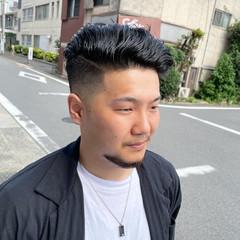 ストリート メンズカット メンズヘア ベリーショート ヘアスタイルや髪型の写真・画像