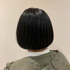 ボブ ショートボブ ミニボブ ショートヘア ヘアスタイルや髪型の写真・画像