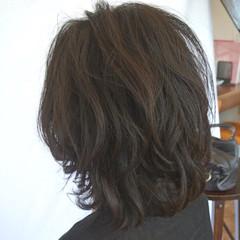 デジタルパーマ ヘアアレンジ コンサバ パーマ ヘアスタイルや髪型の写真・画像