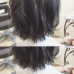 ボブ 外国人風 外国人風カラー モード ヘアスタイルや髪型の写真・画像