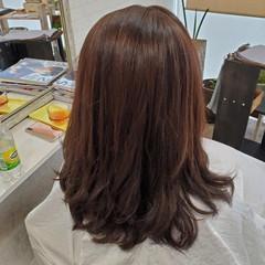 縮毛矯正名古屋市 デジタルパーマ 艶髪 フェミニン ヘアスタイルや髪型の写真・画像