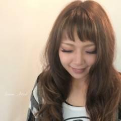 外国人風カラー コンサバ 3Dカラー モテ髪 ヘアスタイルや髪型の写真・画像