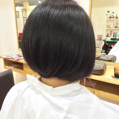 ショート モード アッシュ イルミナカラー ヘアスタイルや髪型の写真・画像