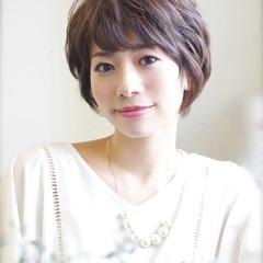 フェミニン パーマ 大人かわいい 簡単 ヘアスタイルや髪型の写真・画像