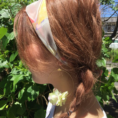 大人かわいい ミディアム 簡単ヘアアレンジ ショート ヘアスタイルや髪型の写真・画像