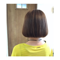 ワンカール 色気 内巻き ストリート ヘアスタイルや髪型の写真・画像
