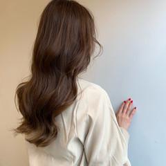 インナーカラー 切りっぱなしボブ ショートボブ ロング ヘアスタイルや髪型の写真・画像