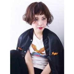 サロンモデル パーマ ストリート 撮影依頼募集中 ヘアスタイルや髪型の写真・画像