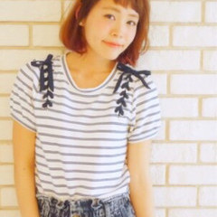 色気 レッド ベリーピンク ガーリー ヘアスタイルや髪型の写真・画像