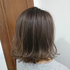 フェミニン ボブ 透明感 女子力 ヘアスタイルや髪型の写真・画像
