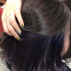 ミニボブ ウルフカット フェミニン ベリーショート ヘアスタイルや髪型の写真・画像