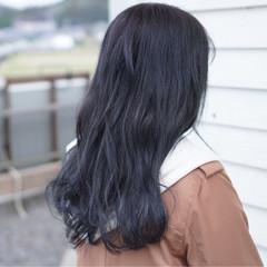 アッシュ ナチュラル グレージュ 外国人風カラー ヘアスタイルや髪型の写真・画像