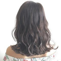 外国人風 秋 アンニュイ フェミニン ヘアスタイルや髪型の写真・画像