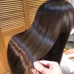 髪質改善トリートメント 艶髪 ナチュラル ヘアケア ヘアスタイルや髪型の写真・画像