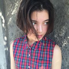 大人女子 色気 小顔 こなれ感 ヘアスタイルや髪型の写真・画像