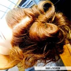 ヘアアレンジ ストリート お祭り ヘアスタイルや髪型の写真・画像