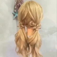 ガーリー ツインテール デート ロング ヘアスタイルや髪型の写真・画像
