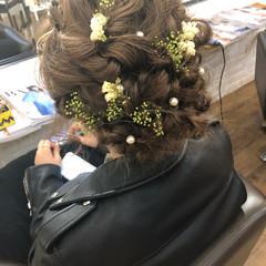 フェミニン 成人式 結婚式 謝恩会 ヘアスタイルや髪型の写真・画像