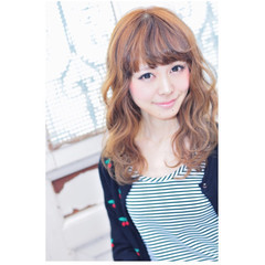 ロング 外国人風 ヘアアレンジ ゆるふわ ヘアスタイルや髪型の写真・画像