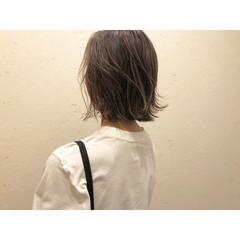 ハイライト コントラストハイライト ナチュラル ショート ヘアスタイルや髪型の写真・画像