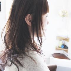 グレージュ アッシュグレージュ ナチュラル フェミニン ヘアスタイルや髪型の写真・画像