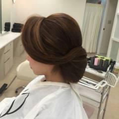 ヘアアレンジ ロング 和装 ヘアスタイルや髪型の写真・画像