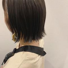 ボブヘアー ボブ ミニボブ 外ハネボブ ヘアスタイルや髪型の写真・画像
