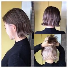 外ハネ インナーカラー ストリート 外国人風 ヘアスタイルや髪型の写真・画像